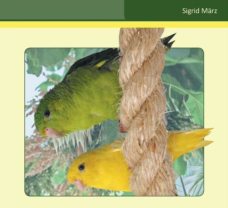 Lineolated Parakeet Book